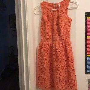 Pink Xhilaration dress size xs